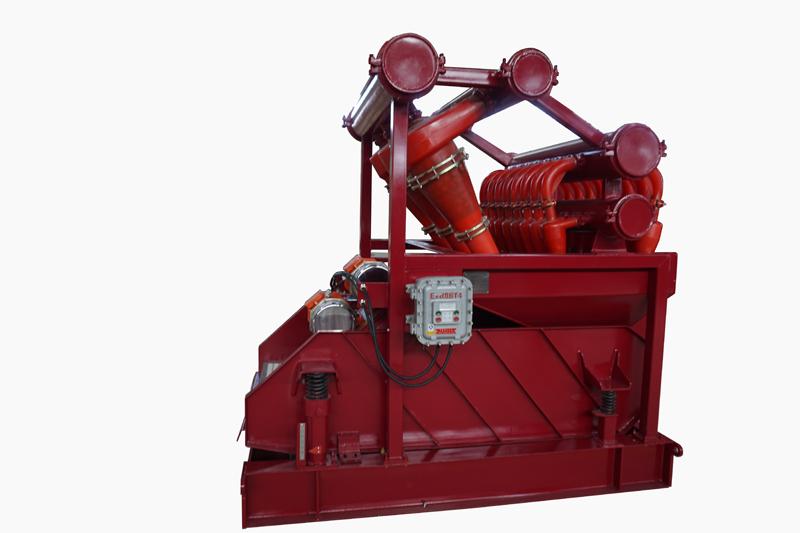 钻井液清洁器