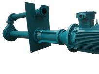钻井液下渣浆泵